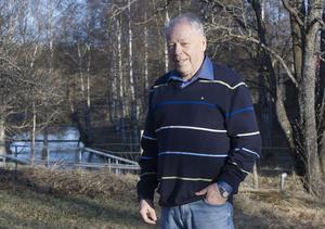 Alf Östberg lämnar sina uppdrag i styrelsen men jaktintresset och engagemanget har han kvar.