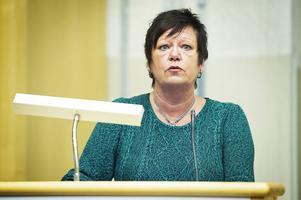 Birgith Olsson Johansson (S).