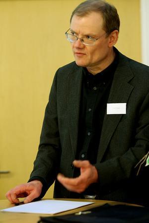 Kommunchef Bengt Friberg ingår i den trio som ska förhandla om en avveckling av Gunillaprojektet.