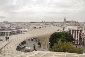 Sevilla är ett av stoppen på Vings nya rundresa i Andalusien.