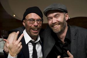 Style Awards på Varda, Mikael Reuter och Governor Andy.