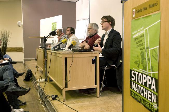 Sverige israel infor tomma laktare