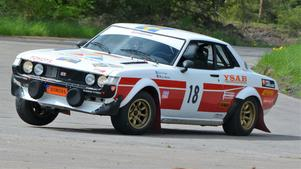 Sören Olsson körde prima i Midnattssolsrallyt. Facit blev enfemteplats bland 33 deltagare i klassen.