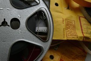 Filmtajm. På Internationella kortfilmsdagen blir det filmvisning på våning två i Gallerian. Dock knappast ej med gammal smalfilm.
