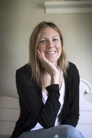 Caroline Eriksson tillhör världseliten i bordshockey.