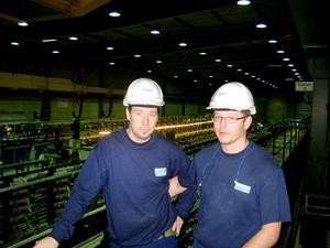Pär Blomkvist och Henrik Granvik får nu lämna sina jobb.