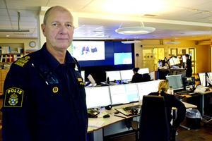 Mikael Klein, tf chef för LKC i Västernorrland, kunde med visst vemod konstatera att länskommunikationscentralen i Sundsvall gick i graven på onsdagen.