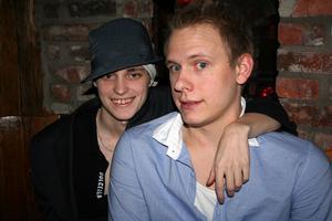 Konrad. Jonatan och Martin