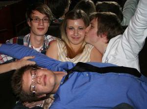 Konrad. Adam, Filippa, Christoffer och Oskar