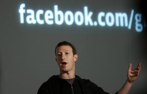 Bokmal? Mark Zuckerberg.