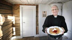 Lars Thillman bjuder in till en annorlunda gudstjänst.
