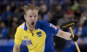Niklas Edin och hans curlinggäng kan kamma hem titeln årets lag.