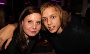 Wine & Beer. Emilia och Rasmus