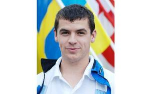 Alasdair McLeod är en av de många orienterarna från universitetet i Edingburgh.