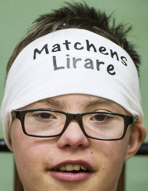 Rasmus Wallin – matchens lirare.