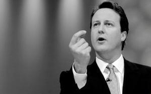 Kan David Cameron bli de konservativa Torypartiets motsvarighet till Tony Blair?