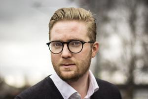 Marcus Persson, kanske följt av (C) inför valet 2018.