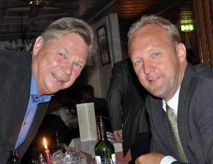 Per-Åke Forsberg fick under sina år som Ica-handlare i Bräcke aldrig motta något kommunalt företagarpris, något som hans efterträdare i Gällö, Micke Backlund nu fått uppleva.