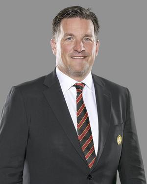 Stefan Bengtzén, sportchef i Brynäs IF.