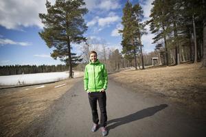 Hanna Haglund har som mest sprungit 23 varv på Lillsjöns 6-timmars.