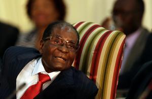 Robert Mugabe ruinerade sitt land. Och tecknen på att något var på väg att gå fel fanns redan när han träffade statsminister Thorbjörn Fälldin i Stockholm 1981.