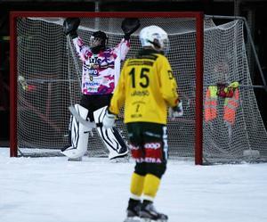 Matchen mot Kungälv 2014 – enligt Jimmy Svensson själv var det hans genombrott.