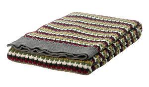 STICKAT. Strandmalva heter den här stickade filten från Ikea. Pris 179 kronor.