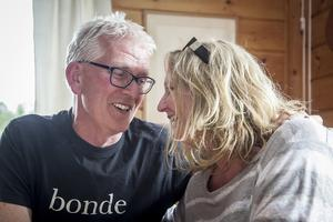 – De är ärligt intresserade av oss i glesbygden. Karl-Olof Sundeberg tycker att samarbetet med Åsa och Marit har fungerat bra.