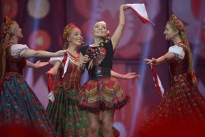 9. Polen.   Foto: Janerik Henriksson/TT
