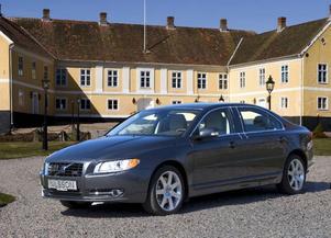 Det här är inte en Volvo S80, det är en Nilsson 300.Foto: Nilsson Special Vehicles