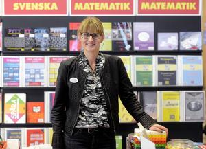 En positivt överraskad Åsa Jerfsten, chef för utvecklingsgruppen inom Barn och utbildning i Sundsvalls kommun.