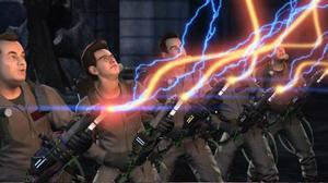 """Ghostbusters The Videogame""""är det tredje kapitlet i sagan om spökvärldens svar på Anticimex. Dan Aykroyd och Harold Rais har skrivit manus och lockat större delen av skådespelarensemblen att medverka."""