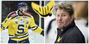 Simon Karlsson till VIK Hockey.