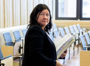 Åklagare Stina Sjöqvist.