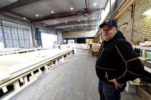 Byggmäster och Tre Vision satsar i Särna med Niklas Schwedwin som drivande kraft.