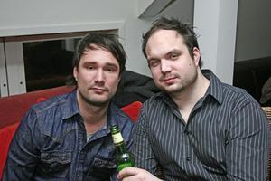 Å. Patrik och Micke.