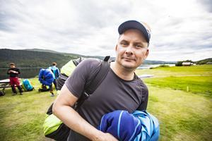 Lars-Anders Jonsson, skärmflygpilot.