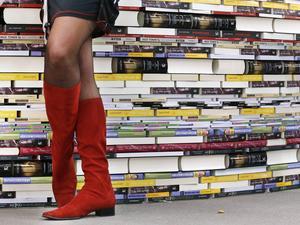 Det brittiska litteraturpriset Diagram prize hyllar udda boktitlar.