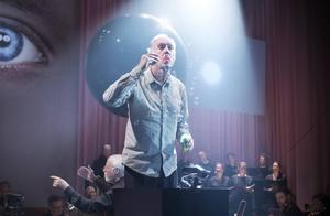 Bäst i en jämn uppsättning solister var basen Lars Arvidsson,