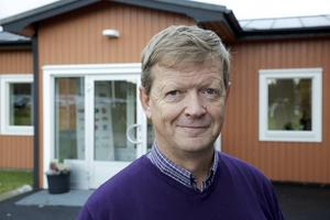 Christer Westlund, platschef Orkla Foods i Vansbro