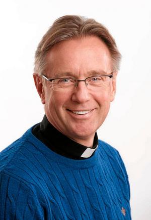 Anders Lennartsson är präst i Nikolai församling i Örebro.