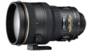 Nikon uppdaterar ljusstarkt 200mm-tele