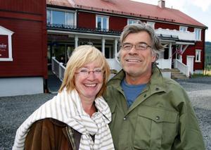 Det var fem år sedan norska paret Sylvi Jektvik och John-Åke Hansson tog över Millestgården i Duved.