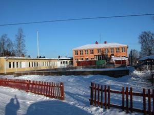 Renoveras. I vår ska nya Sätra skola stå klart efter en renovering på nio miljoner kronor.