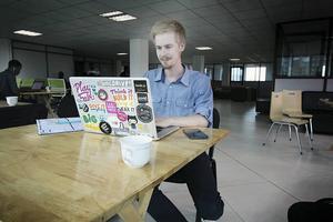 Marcus Nygren studerar till civilingenjör inom medieteknik vid Linköpings universitet.