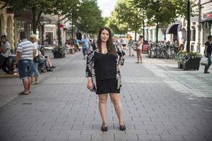 Samantha Forslund startade Facebooksidan