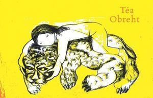 """Magisk realism. Illustration från bokomslaget till den brittiska utgåvan av """"Tigern i Galina""""."""