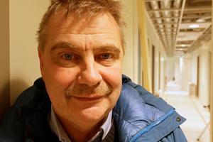 Olle Christmansson, vd för Hälsocentralen Ripan.