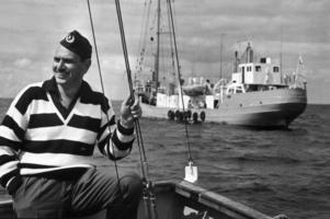 Entreprenör. Jack Kotschack drev Radio Nord. Stationen fick stänga i juni 1962, då en lag stiftades som förbjöd företag att annonsera i kanalen.