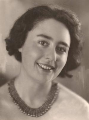 Ida Simons (1911–1960).